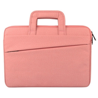 Waterproof Polyester Laptop Case with Velvet Internal Compartment
