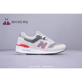 New Balance M997dslr 997 Running Sport Shoes for Women Beige Sneakers