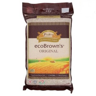 Ecobrown Unpolished Brown Rice (5kg)