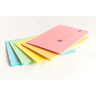 Lion File MF603 Manila Pocket File (Manila Card Document Holder Fail Kertas)