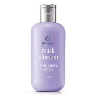 COSWAY Designer Collection Musk Blossom Hand & Body Lotion 250ml