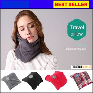 Travel Neck Pillow 360 Rest Support Neck Protector Ultra Comfort