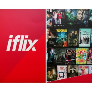 (CHEAPEST IN TOWN) iflix VIP Lifetime