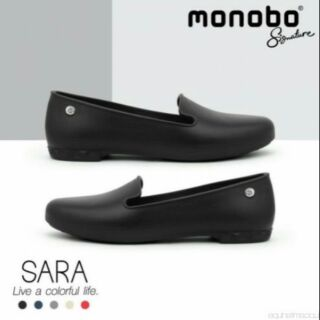 READY STOCK! MONOBO SIGNATURE SARA - BLACK