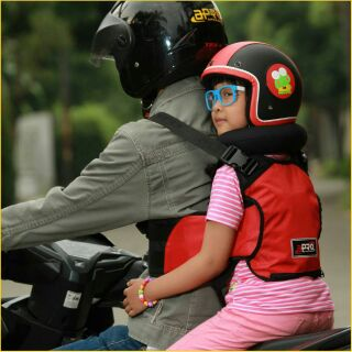 HIGH QUALITY!!! KIDS MOTORCYCLE SAFETY BELT