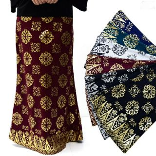 257. Best Buy READY STOCK CM036 Songket Duyung Style Ladies Skirt