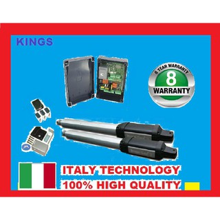 DREAM GATE AUTOGATE , AUTO GATE (ITALY TECHNOLOGY) 8 YEARS WARRANTY