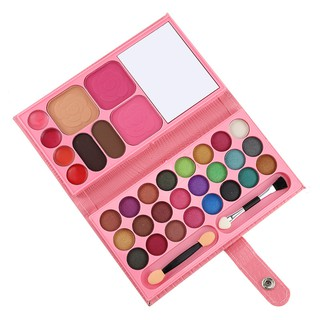 Malaysia Ready Stock Eyes Face Lips Make Up Basic Palette