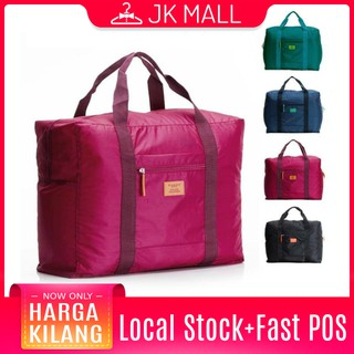 [RM20 FreeShipping] [Local Ready Stock] Perfect Travel Companion Foldable Luggage Bagasi Bag-  B017