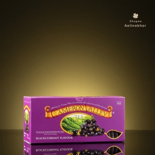 Cameron Tea (Blackcurrant flavour)