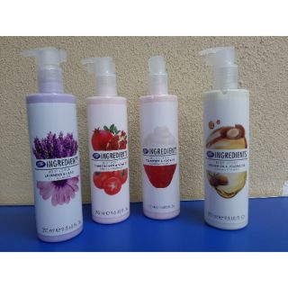 Boots ingredients body lotion 290ml