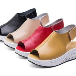 640. Best Buy READY STOCK Women Ruby Sandal  Wedges Shoes