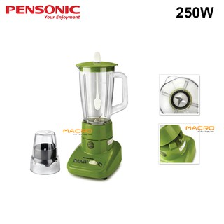 Pensonic PB-3203 Blender 1.0L 250W with Dry Mill