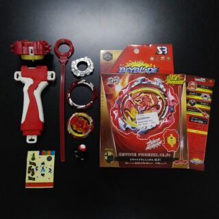 Beyblade Burst turbo (phi) B-117 Revivie Phoenix 10..Fr
