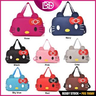 BBD Large Capacity Hello Kitty Travel Shoulder Bag TR0010