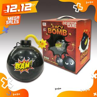 Juicy Bomb Thrilling Fun Water Spray Desktop Board Game Kids Family Friends
