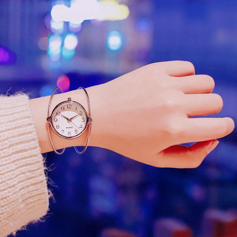 Ulzzang Women Bracelet Watches Simple Fashion Creative Watches