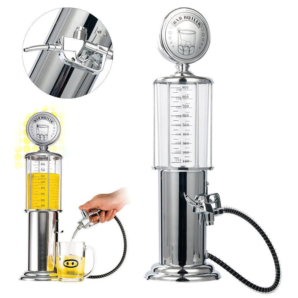 900cc Liquor Beer Dispenser Alcohol Wine Drink Party Beverage Pump Gas Station