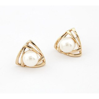 Pearl Earring Stud Earring Fashion Jewellery Accessories CHIC Style