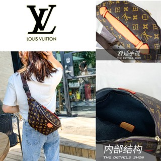 Top quality  PU Leather Printed  Waist Pack Cross-Body Shoulder Chest
