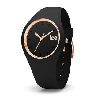 Ice-Watch ICE glam - Black Rose Gold (Small)