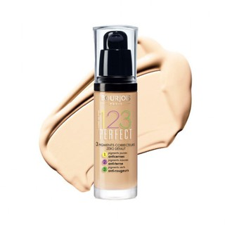 Bourjois 123 Perfect Medium Coverage Liquid Foundation 30ml