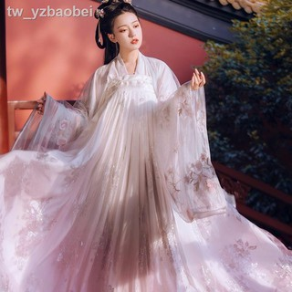 Manufacturers The Will Print All-match Improved Hanfu Female Chinese Wind