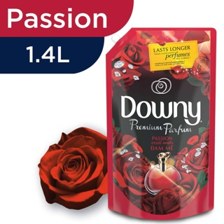 Downy Parfum Collection Fabric Conditioner - Passion (1.4L)