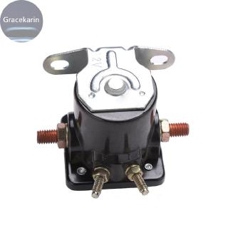 New Truck for Ford Starter 4 TERM for Ford Jeep-Eagle Part B6AZ-11450-A Heavy Duty SW3 GRD Base Solenoid Relay