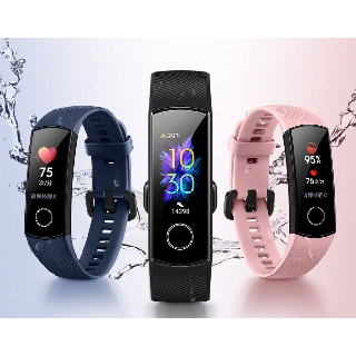 Honor Band 5 AMOLED Touch Screen Smartwatch Fitness Tracker