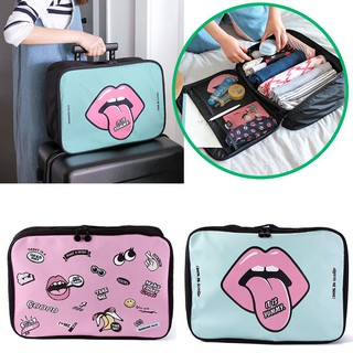 【popular searches🌱 】Portable Luggage Storage cube  Bag Clothes Packing bag gift