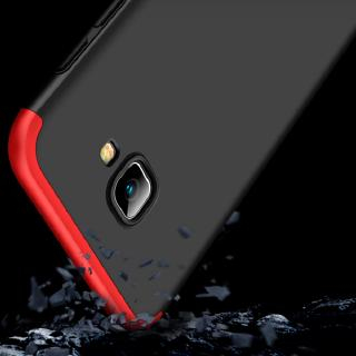 For Samsung J4 Plus/ J4 Prime 3 in 1 360 Degree Non-slip Shockproof Full Protective Case