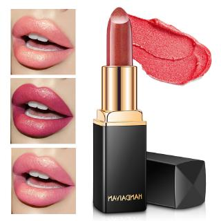 Cosmetics Handaiyan/ Handaiyan Mermaid Woman Twinkle Pearl Light Change Colour Temperature Change Lipstick Gilt Lipstick