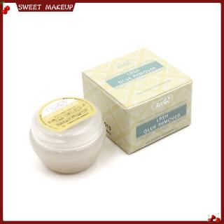 【Sweet】 FUNMIX Fase Eyelash Glue Remover Cream Fragrancy Smell Glue Remover 5g