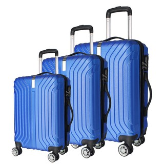 "Voxtera SONIC ABS Ultra Light Hard Case Luggage Bag Set 3IN1 OR 2IN1 ( 20"" + 24"" + 28'' )"