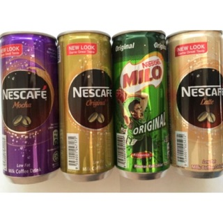 AllAboutSnacks | 1 Week Supply Nestle Canned Drinks Any 5 Mix