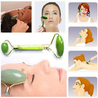 Facial Massage Roller Anti Wrinkle Healthy Face Head Foot Beauty Tool