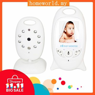 *Shocking Sale* Wifi Baby Video Monitor Night Vision