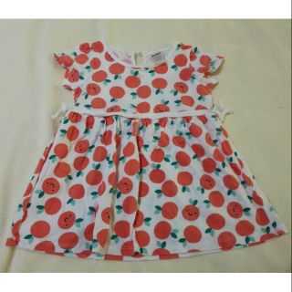 Fast Delivery - 99% NEW Girl Fruit Dress Padini Miki Kids 18~24months 1y 2y