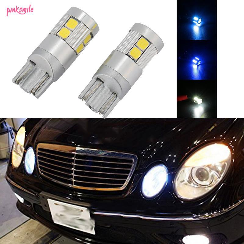 LED Car Vehicle Width Light Lamp Canbus Error Free Wedge Bulb T10 9SMD 3030