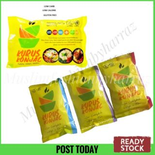 Kurus Konjac Food ⭐Ready Stok⭐