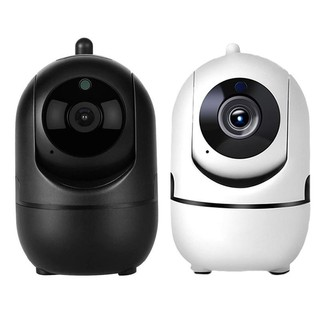 NEW Wireless IP Camera Intelligent Auto Tracking Human Move Home Security HD 1080P Cloud