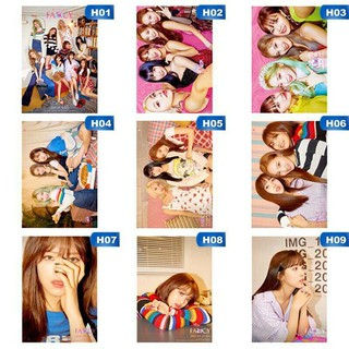 Kpop TWICE 《FANCY YOU》New Album Wall Poster Hanging Photo Painting Home Decor