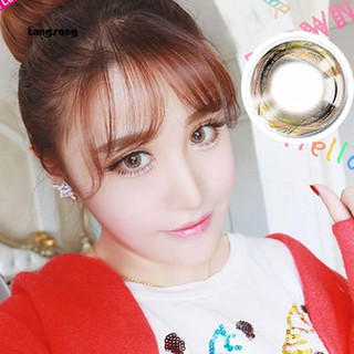 tang_latest fashionMaltose Contact Lenses Soft Big Round Circle Eyes Cosmetics Xmas Party Makeup