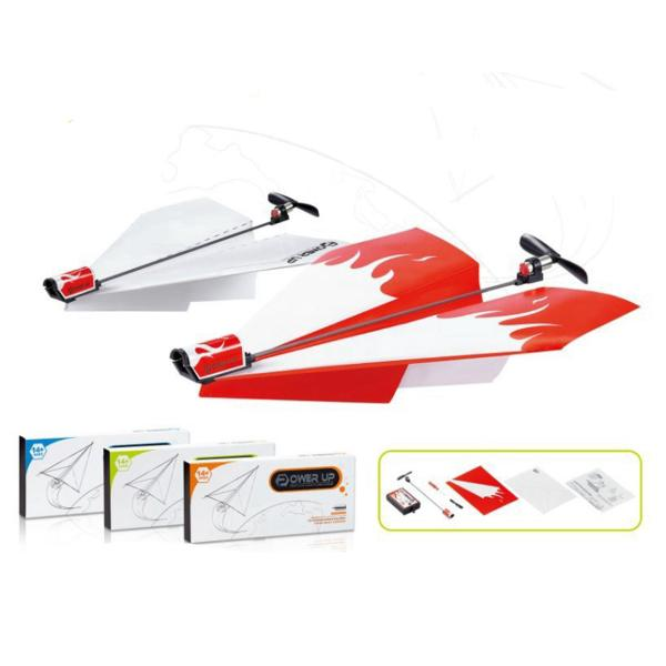 Electric Paper Airplane Conversion Kit DIY Model Educational Toy