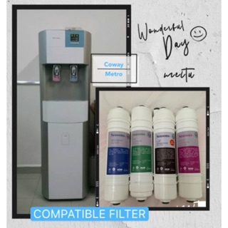 Korea OEM Coway Metro OEM Water Filter / Dispenser Cartridge