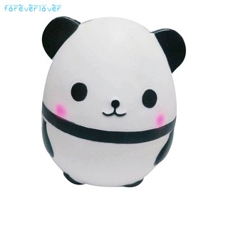 Cute Panda Jumbo Slow Rising Squishies Squeeze Toy Anti Stress Reliever Adult Gift