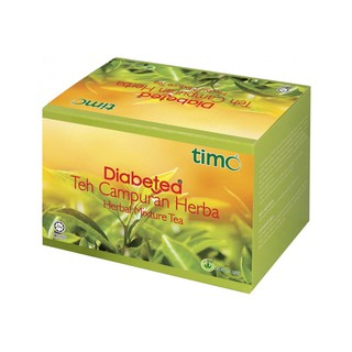 Timo Diabetea Herbal Mixture Tea (2.6gm x 6sachets / boxes)