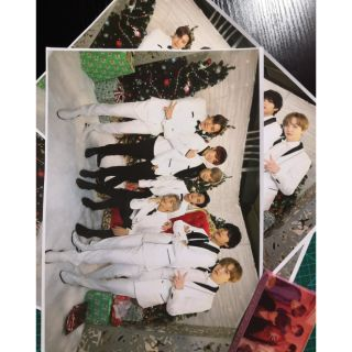 BTS POSTER Kpop High quality picture A4 size  Christmas photo printing