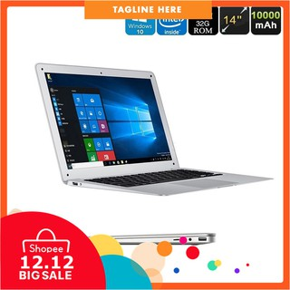 READY STOCK Laptop Netbooks Long Life Win 7/10 Office PC Computer